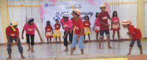 Rehoboth children dancing